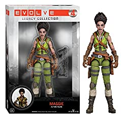 Funko Legacy Action Figure: Evolve Maggie Action Figure