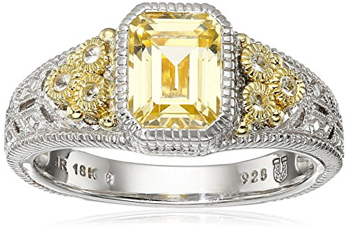 Judith-Ripka-Estate-Small-Estate-Yellow-Ring