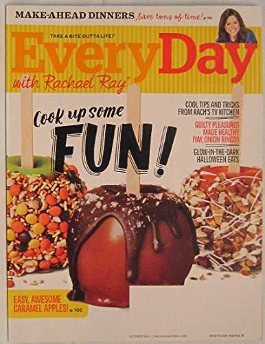 Every Day with Rachael Ray October 2015 Cook Up Some Fun!