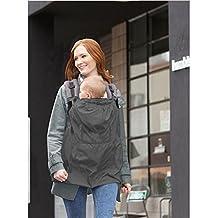 SUNTA Waterproof Baby Backpack Carrier Cover Infant Rainproof Outdoor Cloak for Baby Sling Baby Carrier