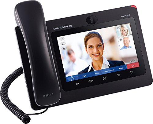 Grandstream GXV3275 Multimedia IP Phone for Android VoIP and Device (Grandstream Skype)