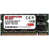 SODIMM DDR 512 Mo Komputerbay (200 broches) 266Mhz DDR266 PC2100 mémoire d'ordinateur portable