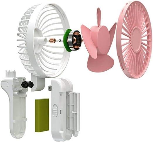 dream-cool Mini Ventilador de Escritorio Portátil Portátil ...