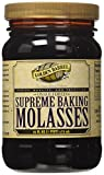 Golden Barrel Unsulphured Supreme Baking/Barbados molasses, 16 Ounce