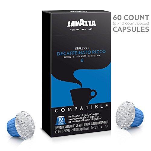 Lavazza Nespresso Compatible Capsules