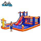 Pirate Blaster Inflatable Water Park