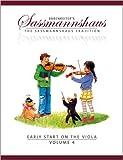 Sassmannshaus, Kurt - Early Start on the Viola Book 4 Published by Baerenreiter Verlag