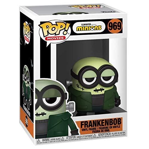 Funko Pop! Movies: Minions - Frankenbob