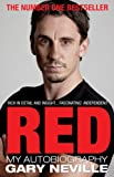 Front cover for the book Red: My Autobiography by Gary Neville