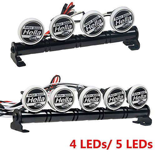 Rc Rock Crawler Led Lights in US - 9