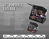 Montezuma – ME300B – 30-Inch Portable