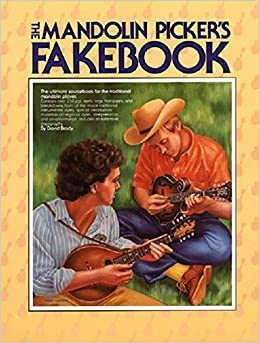 Book Mandolin Picker's Fakebook