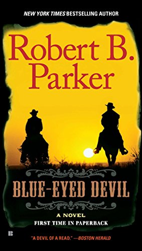 Image of Blue-Eyed Devil (A Cole and Hitch Novel)
