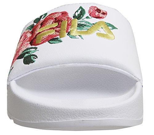 Donna Drifter Fila Embroidery Fila Drifter Donna Sandali Embroidery BYwq4
