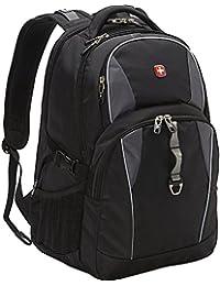 "SwissGear Travel Gear 18.5"" Laptop Backpack 6681 - EXCLUSIVE (Black / Grey /"