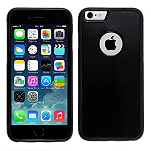 Koala Stick Anywhere Phone Case – For iPhone 6 / 6s – Nano Suction Cups Stick to Flat & Smooth Surfaces to Defy Gravity – Hands-free or Full Body Selfies & Videos – Easy-Clean & Anti-Scratch (Black)