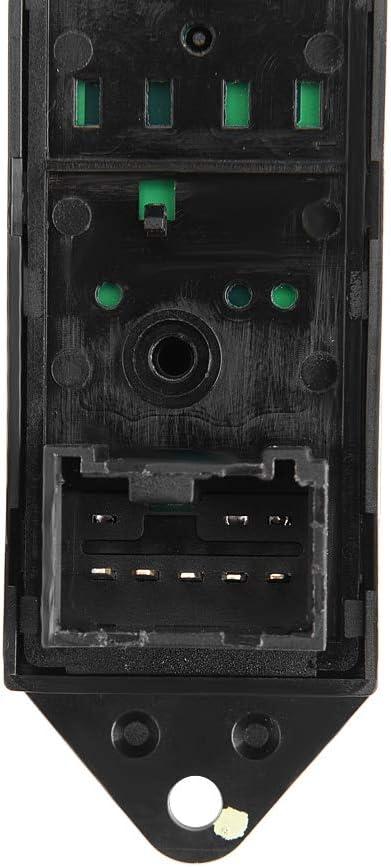 Aramox Power Window Master Switch,Electric Power Window Master Control Regulator Switch for Mitsubishi V43 V45 MR194829