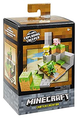 Minecraft Crater Creator Environment Playset from Mattel