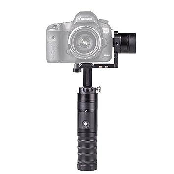 BeStableCam horizonte H4 Lite cámara réflex digital 3 Axis Gimbal ...