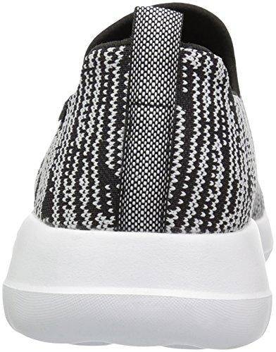 ... Skechers Menns Gå Tur Max-54602 Sneaker Svart / Hvit ...