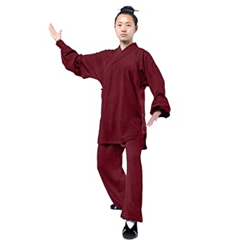 Amazon com: ZooBoo Tai Chi Uniform Clothing - Qi Gong