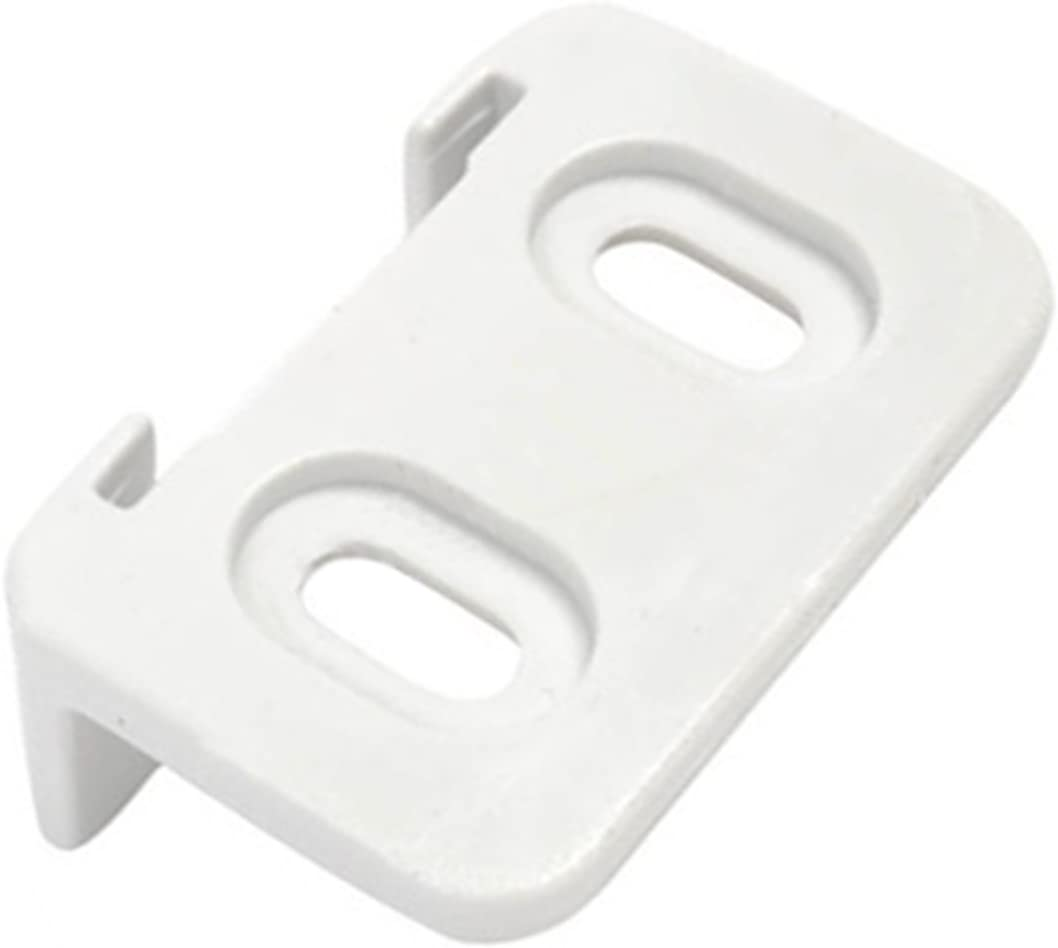 Spares2go deslizante soporte de bisagra de puerta guía deslizante ...