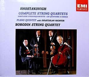 Shostakovich: Complete String Quartets / Piano Quintet