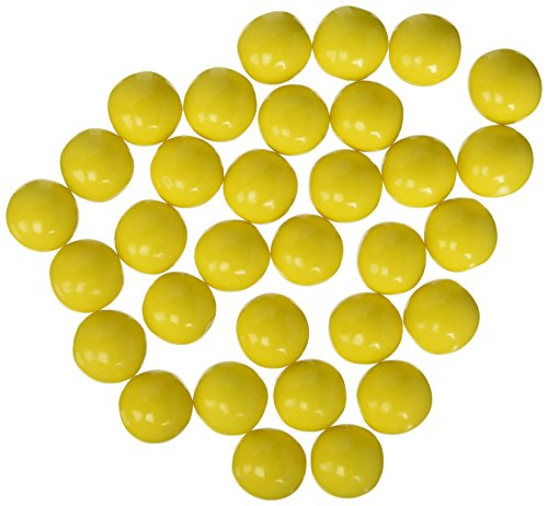 Sweetworks Celebration Gumballs, Yellow, 2.0 Pound]()