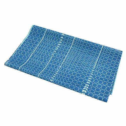 重さ慎重試験はぎれ ハギレ 着物 和布 端切れ 生地 小物 和布 着物地 化繊 夏 85cm×36cm kka8287c