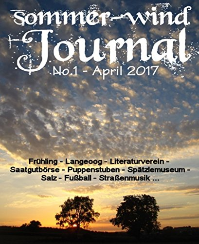(sommer-wind Journal April 2017 (German Edition))