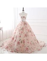 Amazon.com: Pinks - Wedding Dresses / Wedding Party: Clothing, Shoes & Jewelry