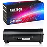 Amstech M11XH 331-9805 8,500 Pages High Yield Compatible Dell M11XH Toner Dell B2360DN Toner for Dell B2360DN B3465DNF B3460DN B3465DN B2360 B3460 Dell 2360 Printer