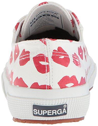 Größe Superga Wählen Sie Sneaker 2750 Puprintw Farbe für Frauen Tvpzq