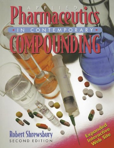 Applied Pharmaceutics In Contemporary Compounding  Shrewsbeury  Applied Pharmaceutics In Contemporary Compounding