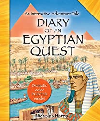 Diary of an Egyptian Quest: An Interactive Adventure Tale (Interactive Adventure Tales)