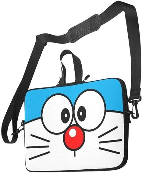 13 // 13.3 CHRISTIE QUINN Doraemon Messenger Laptop Bag