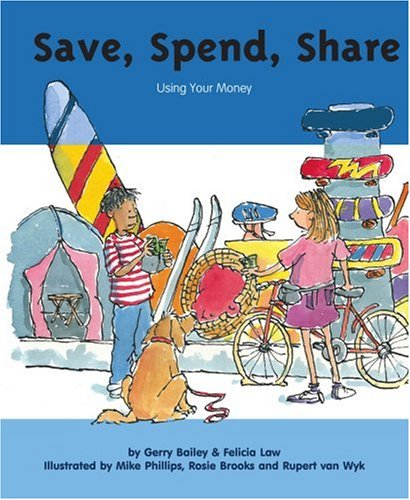 Save and spend money