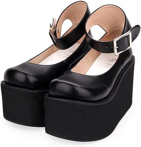 DJDLNK Spring Lolita Shoes Big Toe