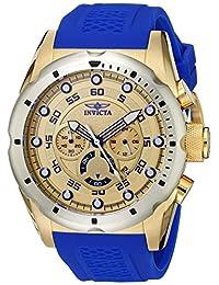 Invicta Men's 20307 Speedway Analog Display Japanese Quartz Blue Watch