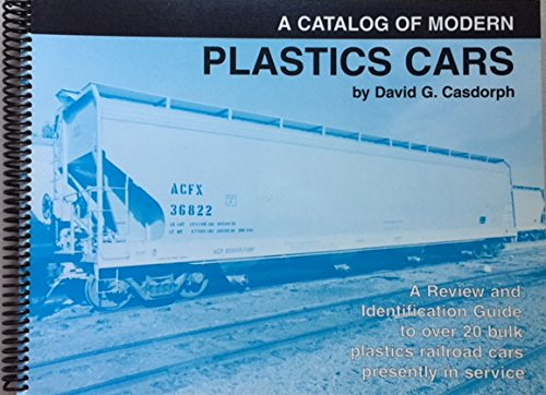 Plastic-Pellet Hopper Cars: A Catalog of Modern Plastics Cars (Transport History Monograph)