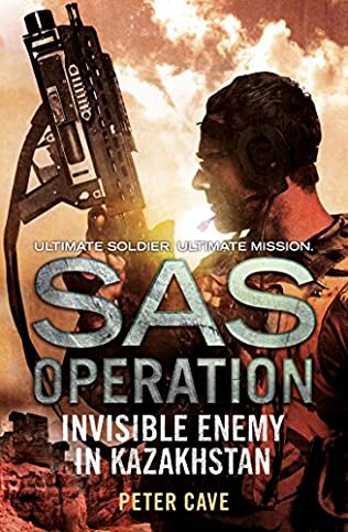 book cover of Soldier M: SAS - Invisible Enemy in Kazakhstan
