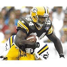 Sterling Sharpe, Green Bay Packers, Signed ,Autographed, 8x10 Football Photo, A Coa with the proof photo of Sterling signing will be included..