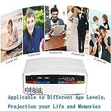 Fixeover Portable Projector GP80+, Full HD