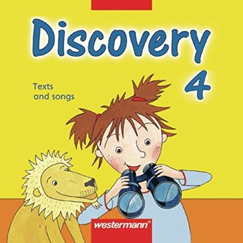Discovery 1 - 4: Discovery - Ausgabe 2006 für das 1. - 4. Schuljahr: Audio-CD 4