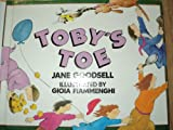 Toby's Toe, Jane Goodsell, 0688061613