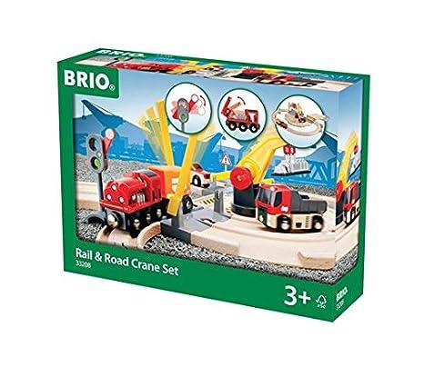 Brio Rail Road Crane Set