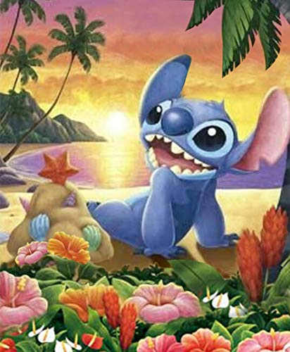 Cute design of Stitch!