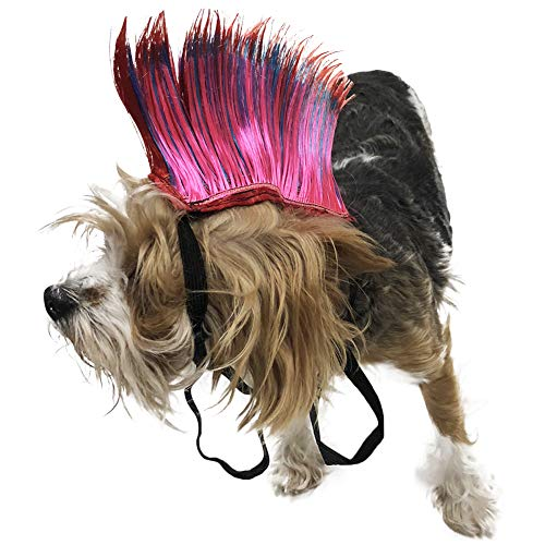 Dog Costume Wigs (Mohawk) ()