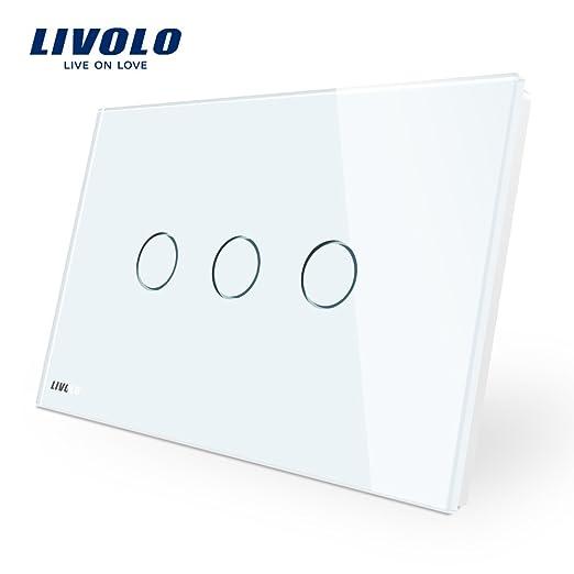 opinioni per livolo interruttore della luce con indicatore led