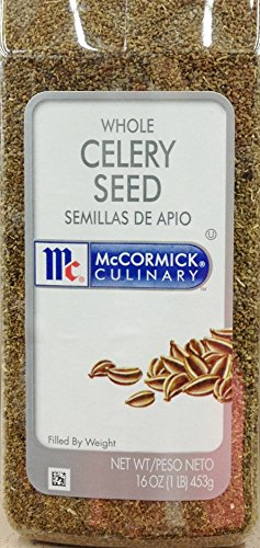 McCormick Whole Celery Seed - 1 Pack by McCormick